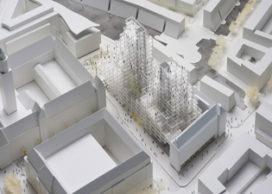 OMA ontwerpt Rotterdams stadskantoor
