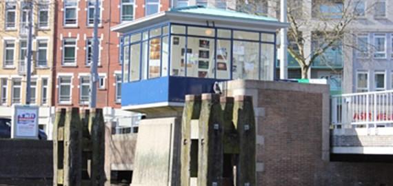 Rotterdam Brugwachterhuisje