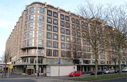 Innovation Center in Groothandelsgebouw Rotterdam