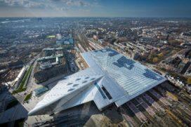 Gaat Rotterdam CS de Gebouw van het Jaarprijs 2015 winnen?