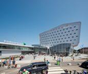 Uitbreiding Terminal en Hotel Eindhoven Airport