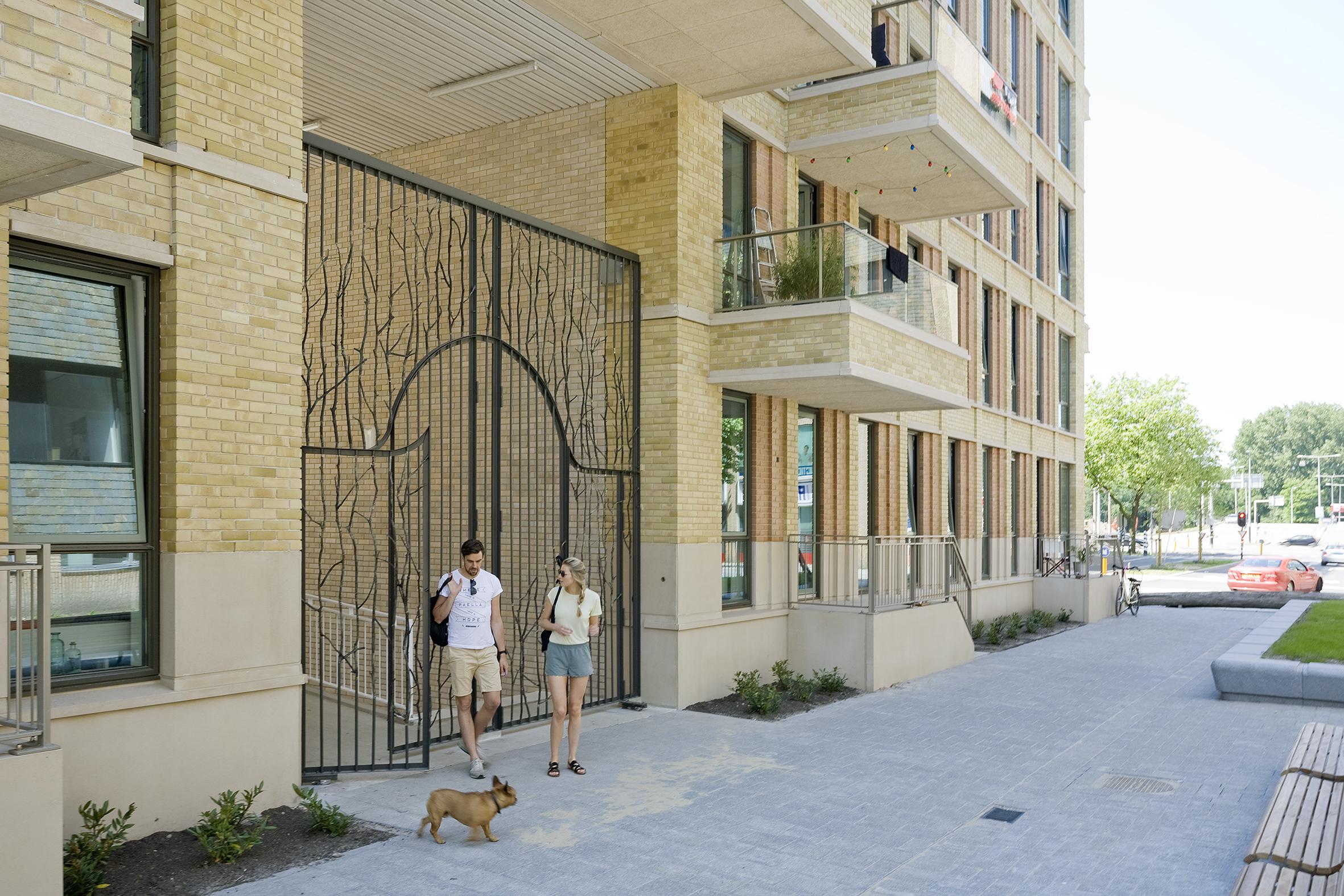 LEVS architecten levert appartementengebouw Square op - De Architect