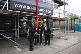 Stadslaboratorium Schieblock officieel van start