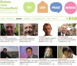 Agendatip: congres over rol stedebouw in gezondheid