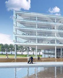 Paul de Ruiter ontwerpt TNT Green Office