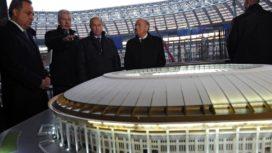 Rusland schroeft budget WK 2018 opnieuw terug
