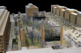 Gehry overweegt Eisenhower monument los te laten