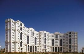 Architectuur van Türkmenbaşy