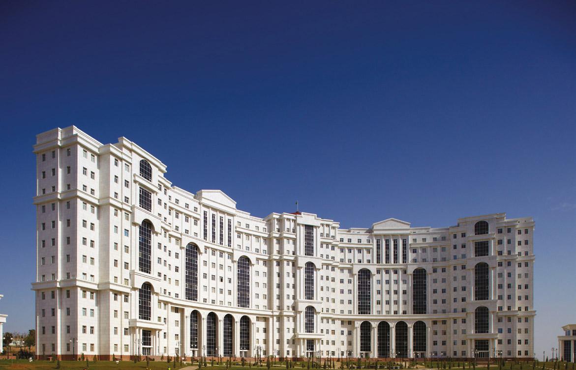 Architectuur van t rkmenba y de architect - Architectuur en constructie ...