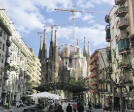 Bedreiging voor Sagrada Família