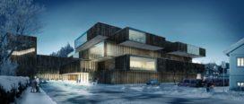 Mecanoo ontwerpt Huis voor Cultuur & Educatie in Noorwegen
