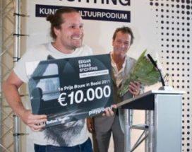 Jaap Scheeren wint Bouw in Beeldprijs 2011