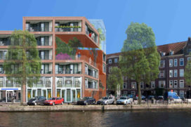 Inbo geselecteerd voor nieuw zorgcentrum in Amsterdam