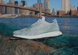 Design van de week: Adidas schoenen van gerecylede visnetten