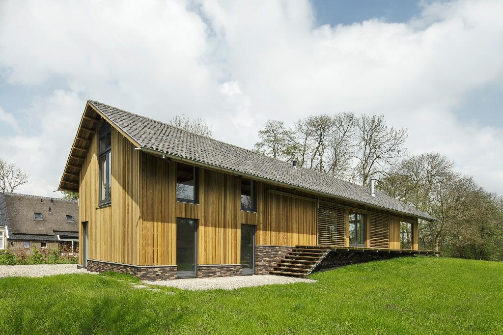 Hybride schuurwoning de architect - Architectuur en constructie ...