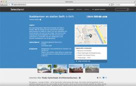 Selectienet.eu toont ontwerpinzendingen