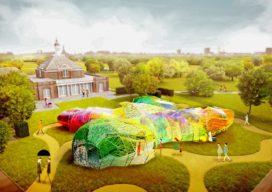 Serpentine Pavilion 2015 door SelgasCano Architects