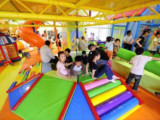 Shanghai Indoorplay - Opinie Joost van den Hoek