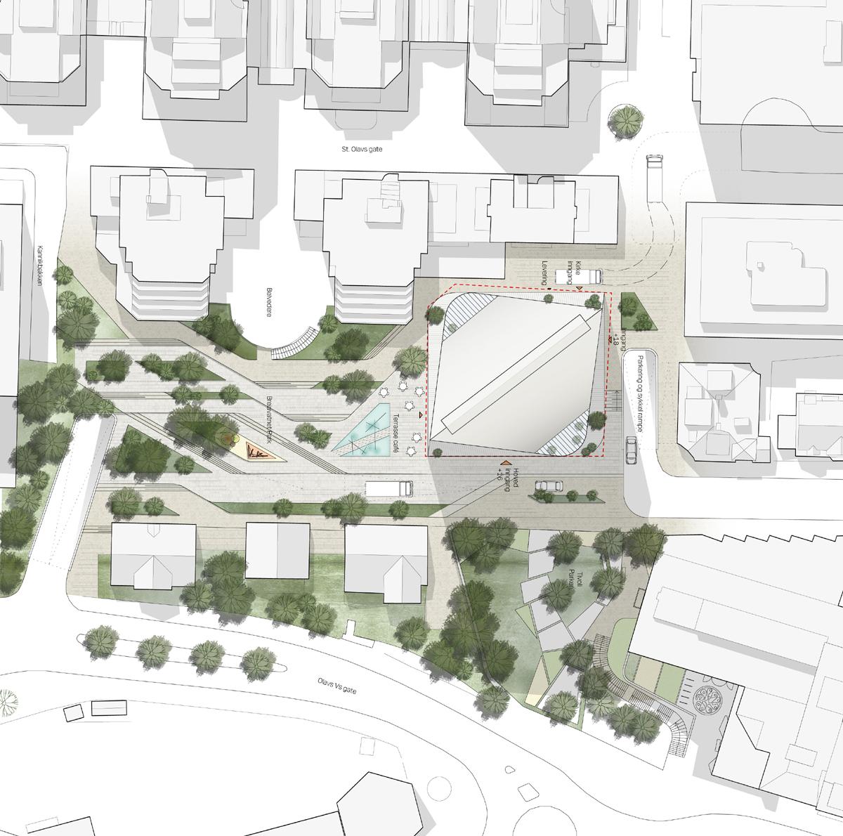 Breiavatnet Lanterna_Stavanger_SHL Architects_RenderSter van de Week