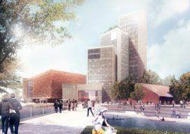 Counterpoint: het nieuwe culturele centrum van Malmö