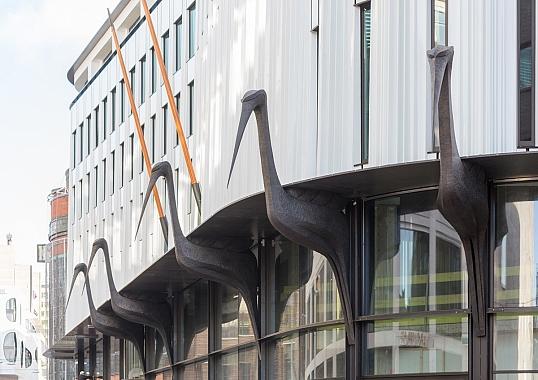 Nominatie NRP Gulden Feniks 2015 - SijthoffCity Den Haag door V8 Architects