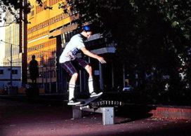 Skateboarden en architectuur