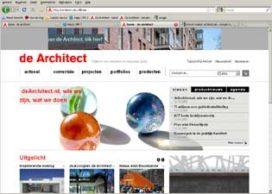 deArchitect.nl, wie we zijn, wat we doen
