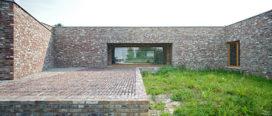 Duitse baksteenprijs voor bescheiden Siza-paviljoen