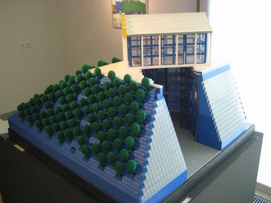 Sjoerd Soets Huis _ Blog _Lego Architectuur