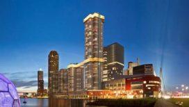 Rotterdam krijgt skybar in nieuwe torens