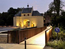 Ney onderscheiden voor Smedenpoort voetgangersbrug in Brugge