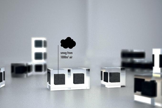 Smog Free Tower Daan Roosegaarde