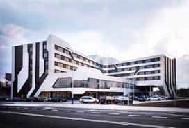 SOF Hotel in Krakow door J. Mayer H.