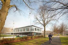 Nieuw clubgebouw voor Spartaan'20 Rotterdam