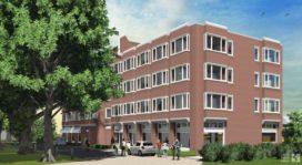 Transformatie kantoorpand naar woningen in Veenendaal