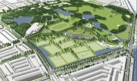 Nieuw complex ADO in Zuiderpark