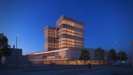 B&W Almelo akkoord met nieuw ontwerp stadhuis