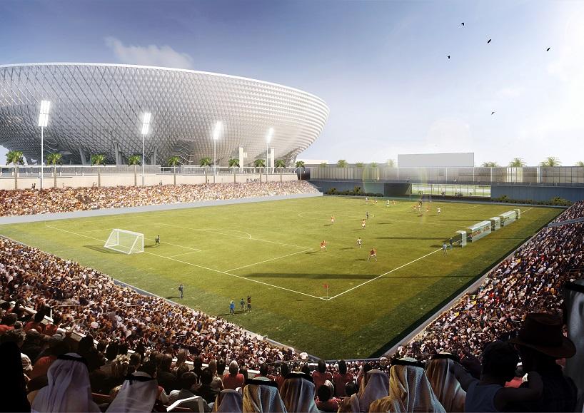 Dubai Mohammed Bin Rashid Stadium