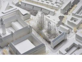 Pieters Bouwtechniek ontwerp constructie stadskantoor Rotterdam