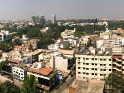 Grote steden almaar groter