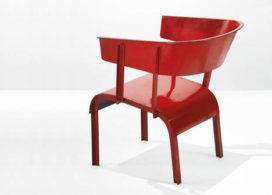 Centraal Museum koopt verloren gewaande Rietveldstoel