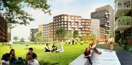 Oplevering 700 studentenwoningen in Leiden