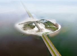 Afsluitdijk wordt Aansluitdijk
