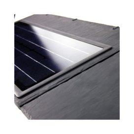 Nieuw esthetisch daksysteem wint zonne-energie