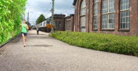 Stadspark T green in Tilburg