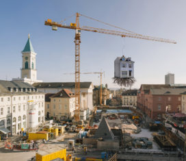 Vakantietip – The City is the Star in Frankfurt