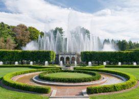 Beyer Blinder Belle, West 8 en Fluidity restaureren Longwood Gardens