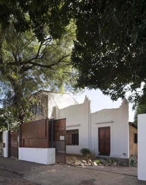 Casa Taller Las Mercedes - Jeroen Apers