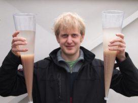 Sjakie maakt bioplastic