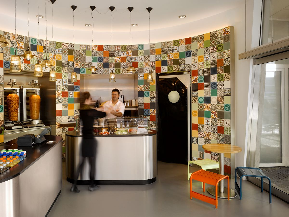 The doner company in leiden de architect for Interieur ontwerpen app